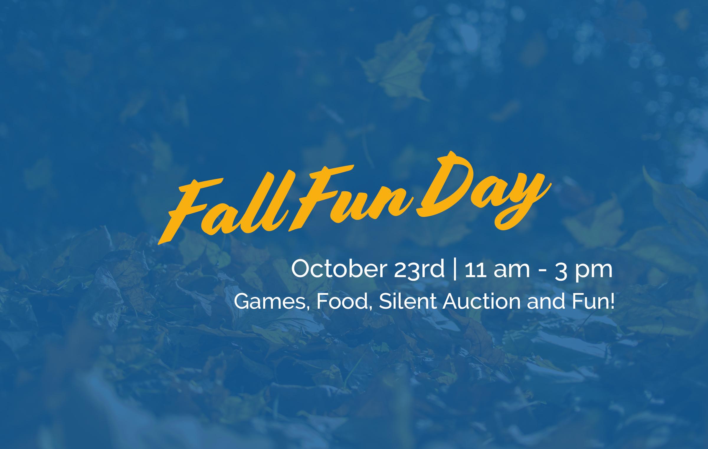 Fall Fun Day